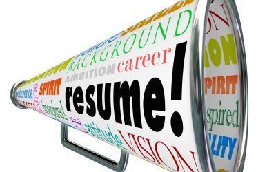 Why use a professional Résumé Writer